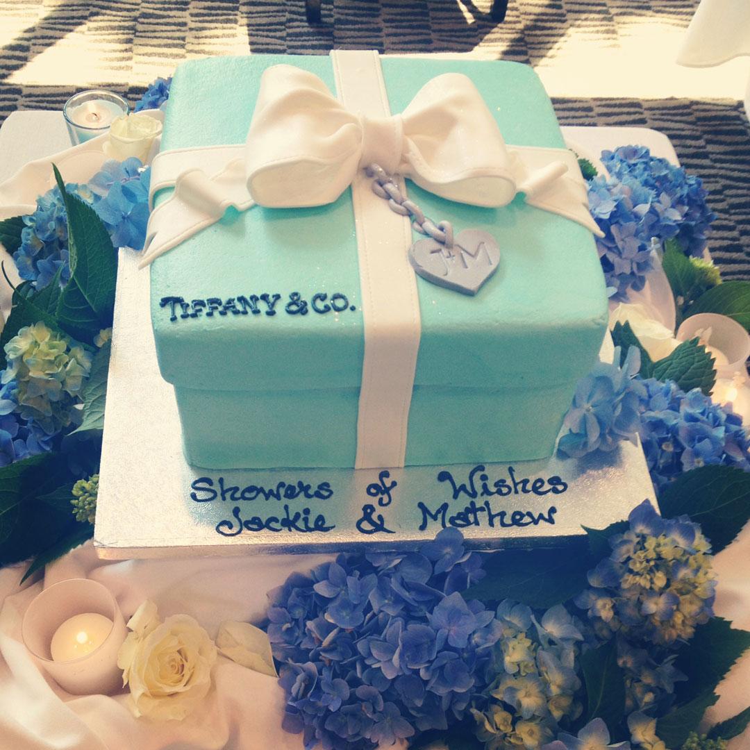 Tiffany Shower